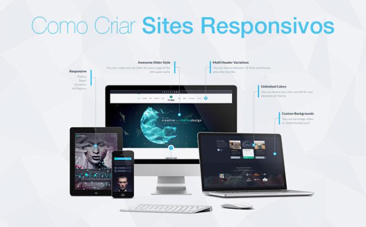 Como Criar um Site Responsivo